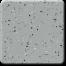 Granite with White on Silver Gray 1/8 Medium Spread