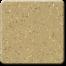 Light Brown with Sand White on Pebble Beach 1/8 Medium Spread